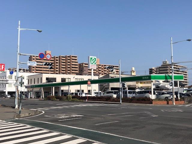 トヨタレンタリース宮崎 宮崎店
